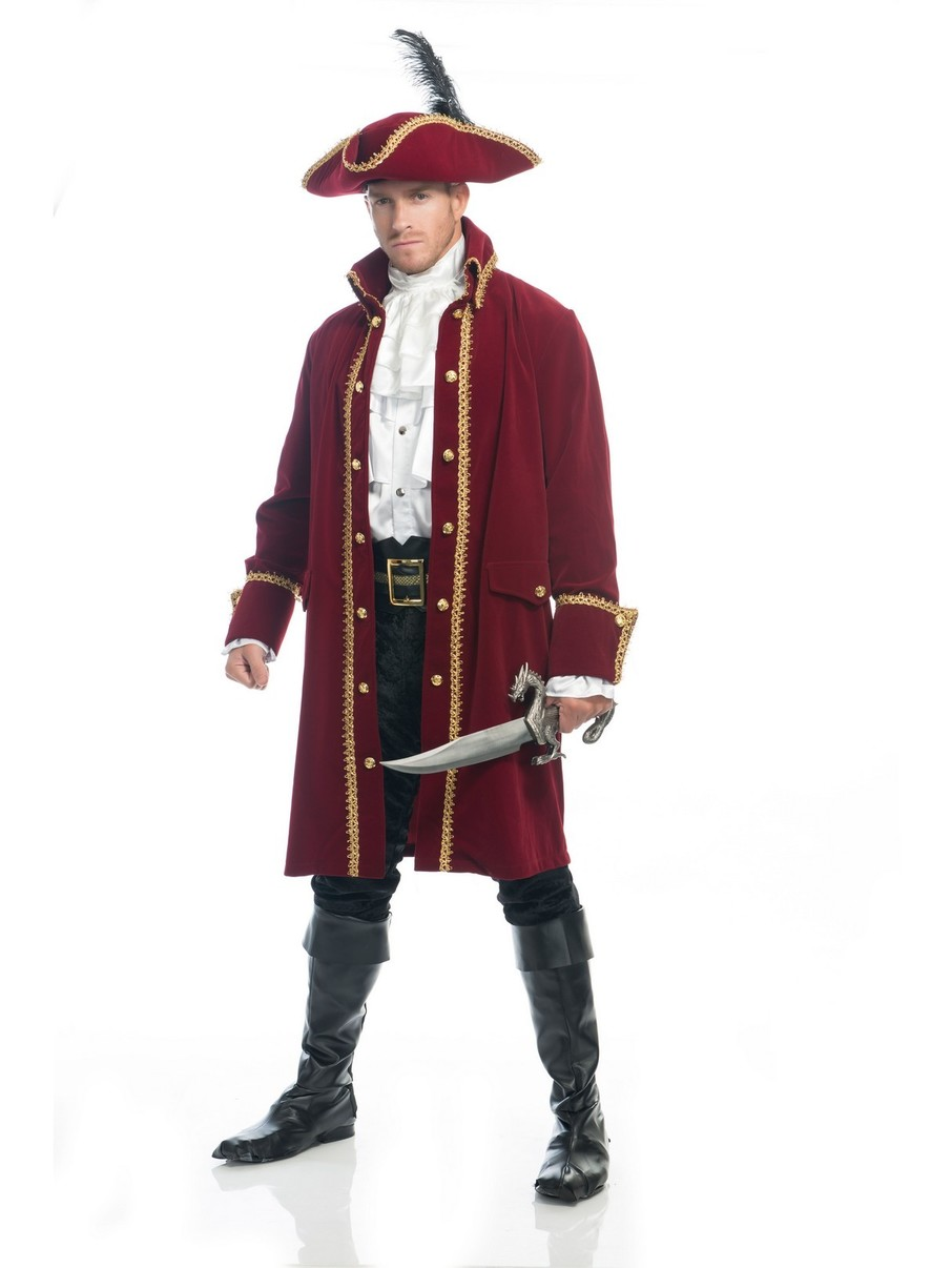 View larger image of Ruthless Pirate Costume for Men
