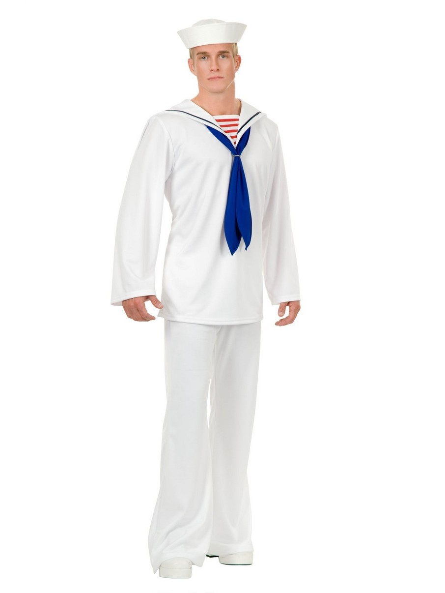 View larger image of Sailor Costume for Men