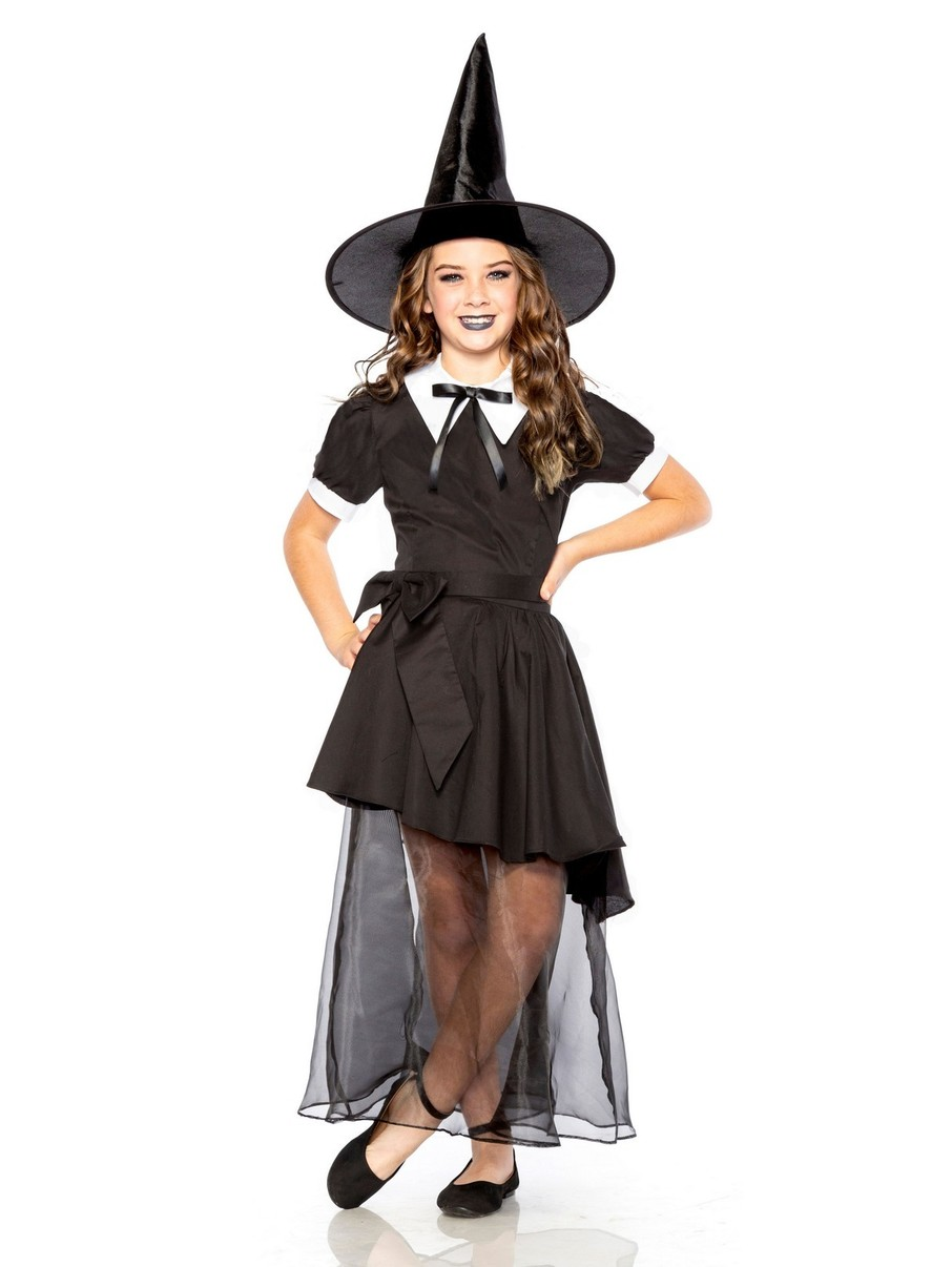 View larger image of Salem Witch Child Costume