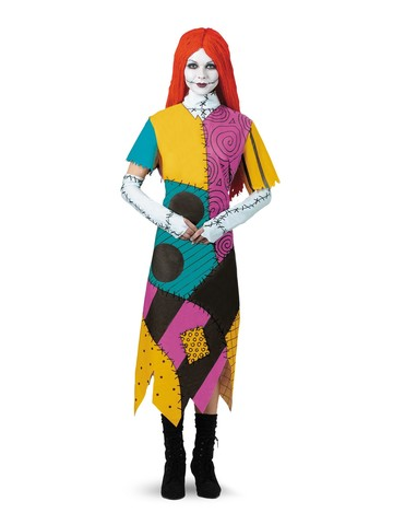 The Nightmare Before Christmas Sally Adult Costume