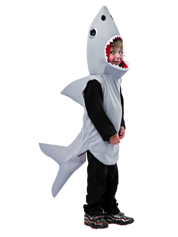Sand Shark Costume for Toddlers