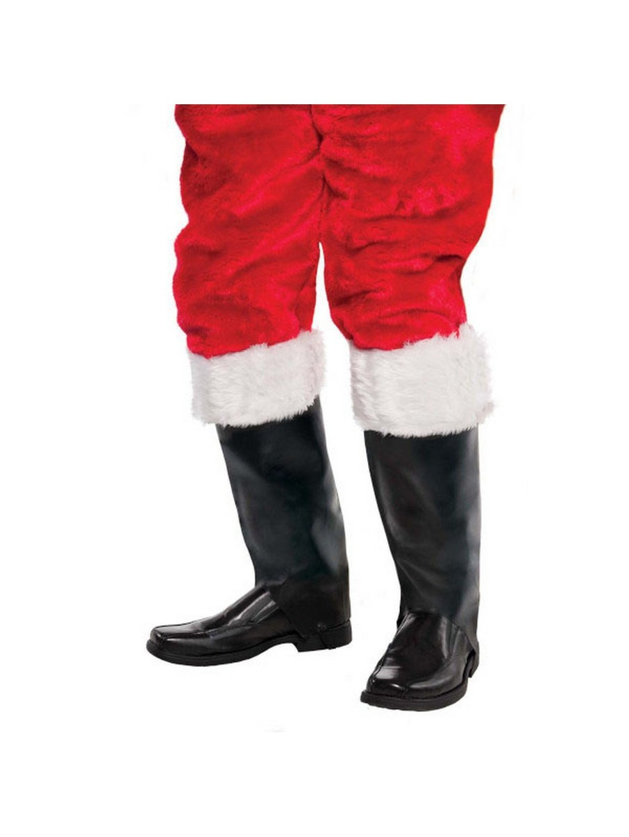 View larger image of Santa Boot Covers