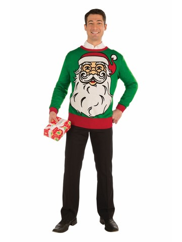 Santa Season Christmas Sweater