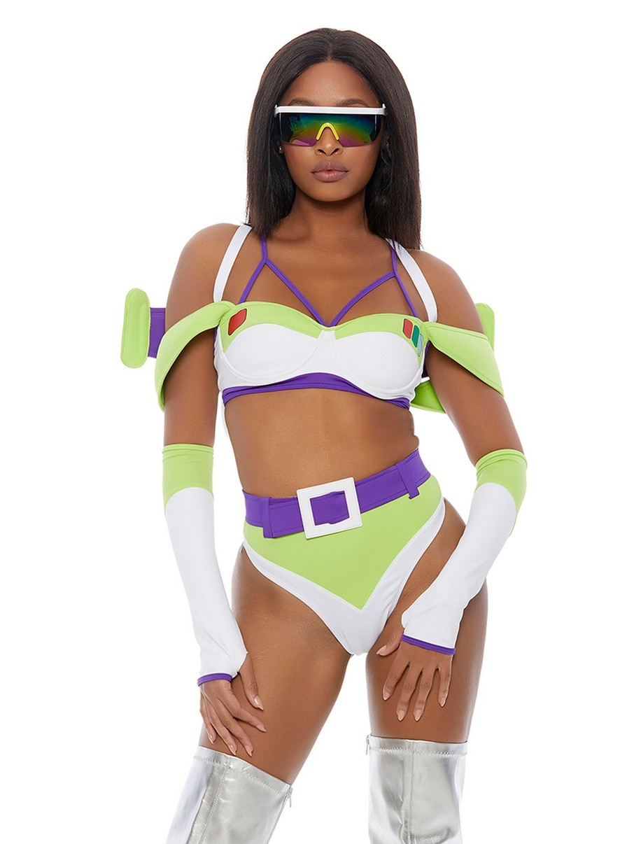 View larger image of Adult Sexy To Infinity And Beyond Costume