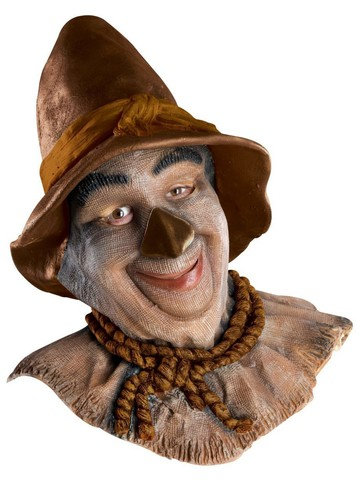 Adult Latex Scarecrow Mask