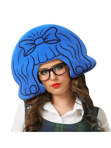 Schoolgirl Wig for Adults