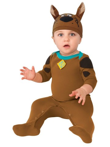 Scooby Doo Infant Child Romper