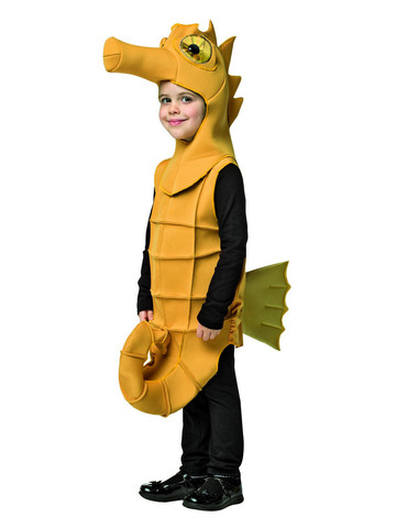 Seahorse Costume for Children