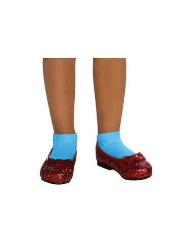 Dorothy Sequin Deluxe Kids Shoes