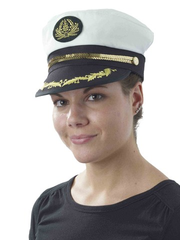 Sequined Hat for Sailors