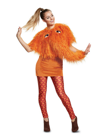 Sesame Street: Snuffy Ladies Deluxe Costume