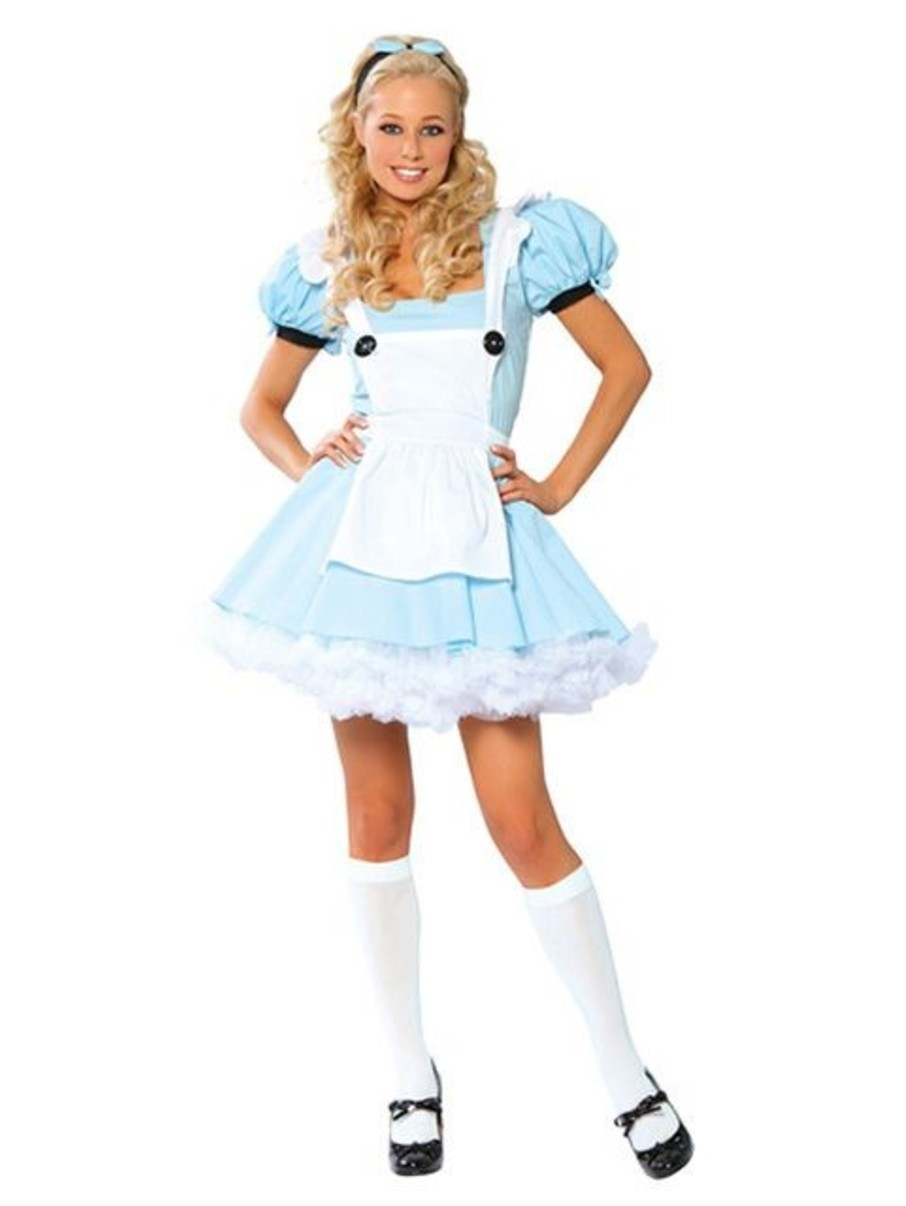 View larger image of Sexy Alice In Wonderland Adult Costume