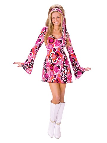 Sexy Feelin Groovy Adult Costume
