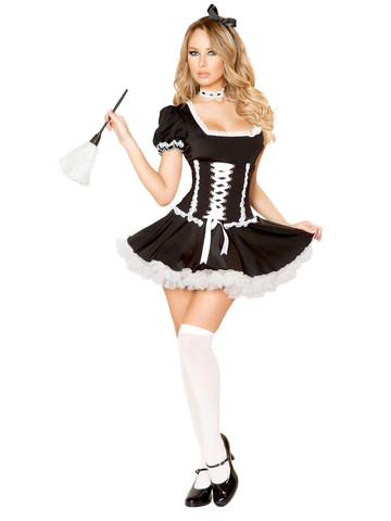 Sexy Mischievous Maid Costume