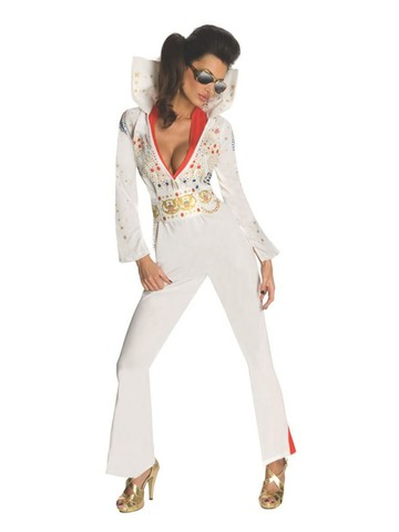 Adult Elvis Secret Wishes Costume