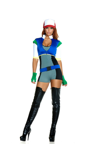 Sexy Womens On the Hunt Costume