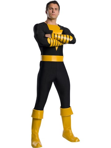 Black Adam Shazam! Adult Costume Deluxe