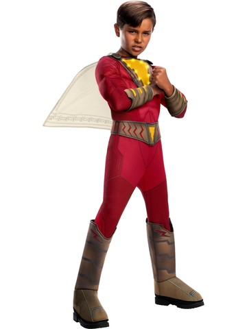 Shazam Light Up Deluxe Costume