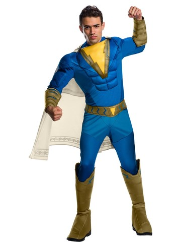 Shazam Freddy Costume Deluxe Adult