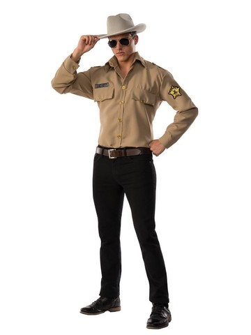 Adult Sheriff Costume