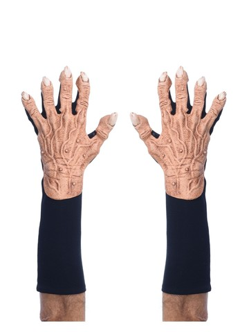 Adult Short Flesh Monster Hands