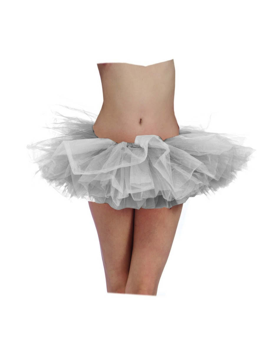 View larger image of Silver Adult Tutu
