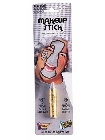 Silver Face Paint Stick