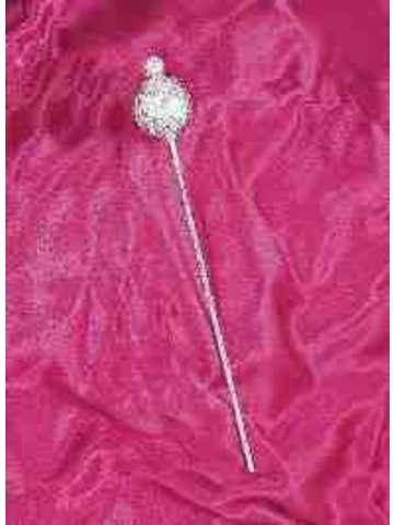 Majestic Collection: Silver Royal Scepter