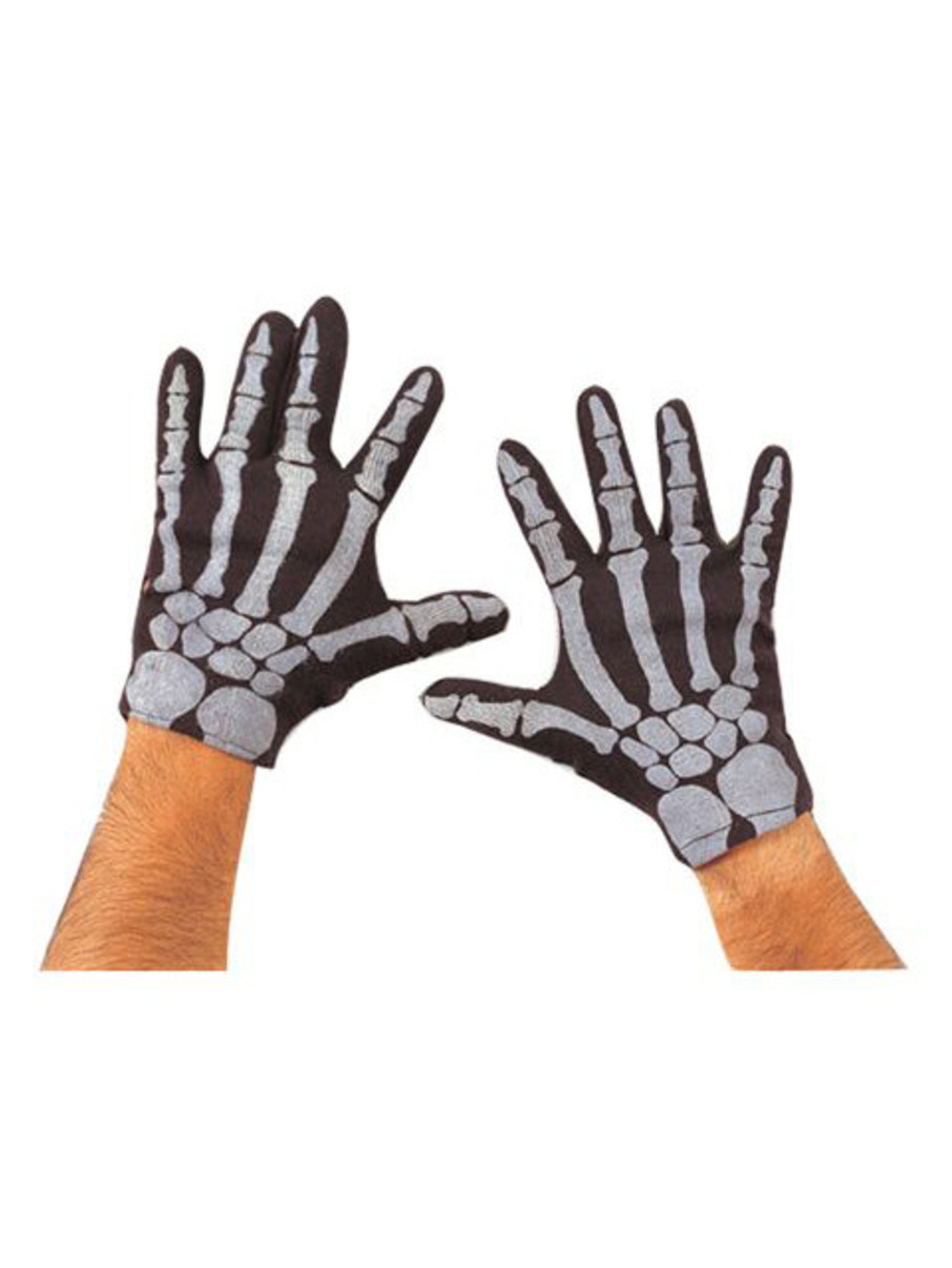 View larger image of Skeleton Gloves