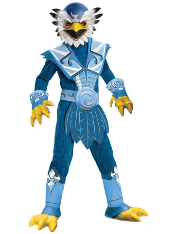 Skylanders Giants Jet-Vac Boys Costume