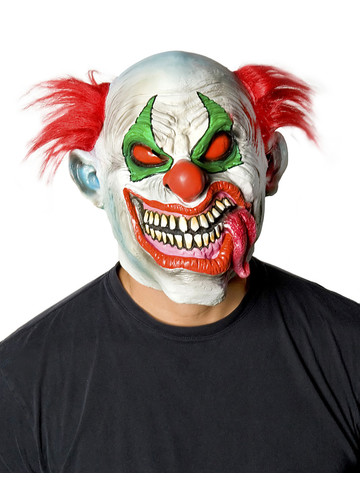Clown Slurpee Mask