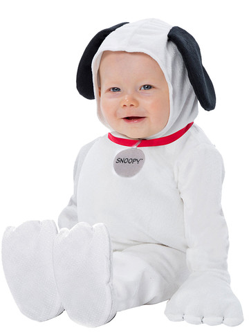 Baby Snoopy Costume
