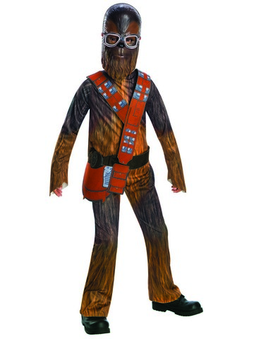 Solo: A Star Wars Story-Chewbacca Boys Costume
