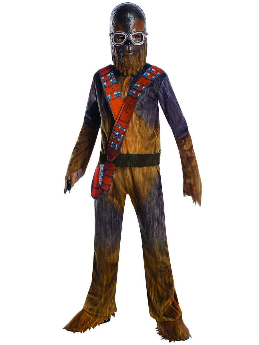 View larger image of Solo: A Star Wars Story-Chewbacca Deluxe Boys Costume