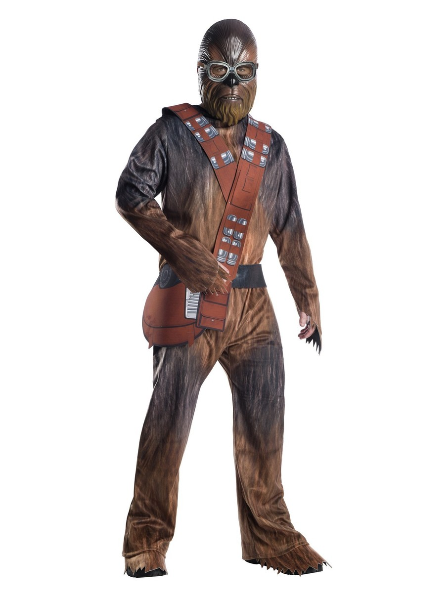 View larger image of Solo: A Star Wars Story-Chewbacca Deluxe Mens Costume