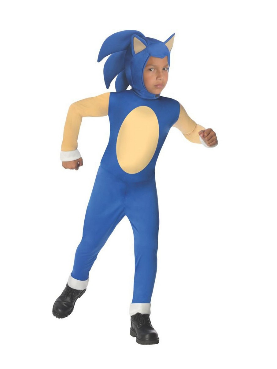 View larger image of Sonic Kids Costume
