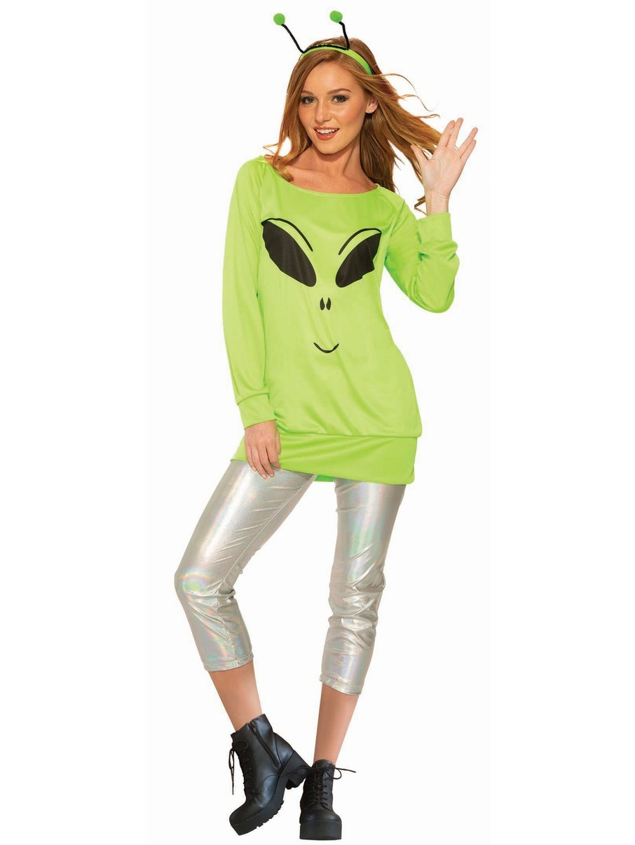 View larger image of Spaced-Out Womens Costume