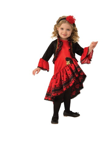 Spanish Costume For Babies