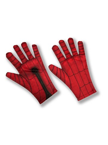 Spider-Man: Far From Home Adult Apider-Man Gloves Red/ Blue
