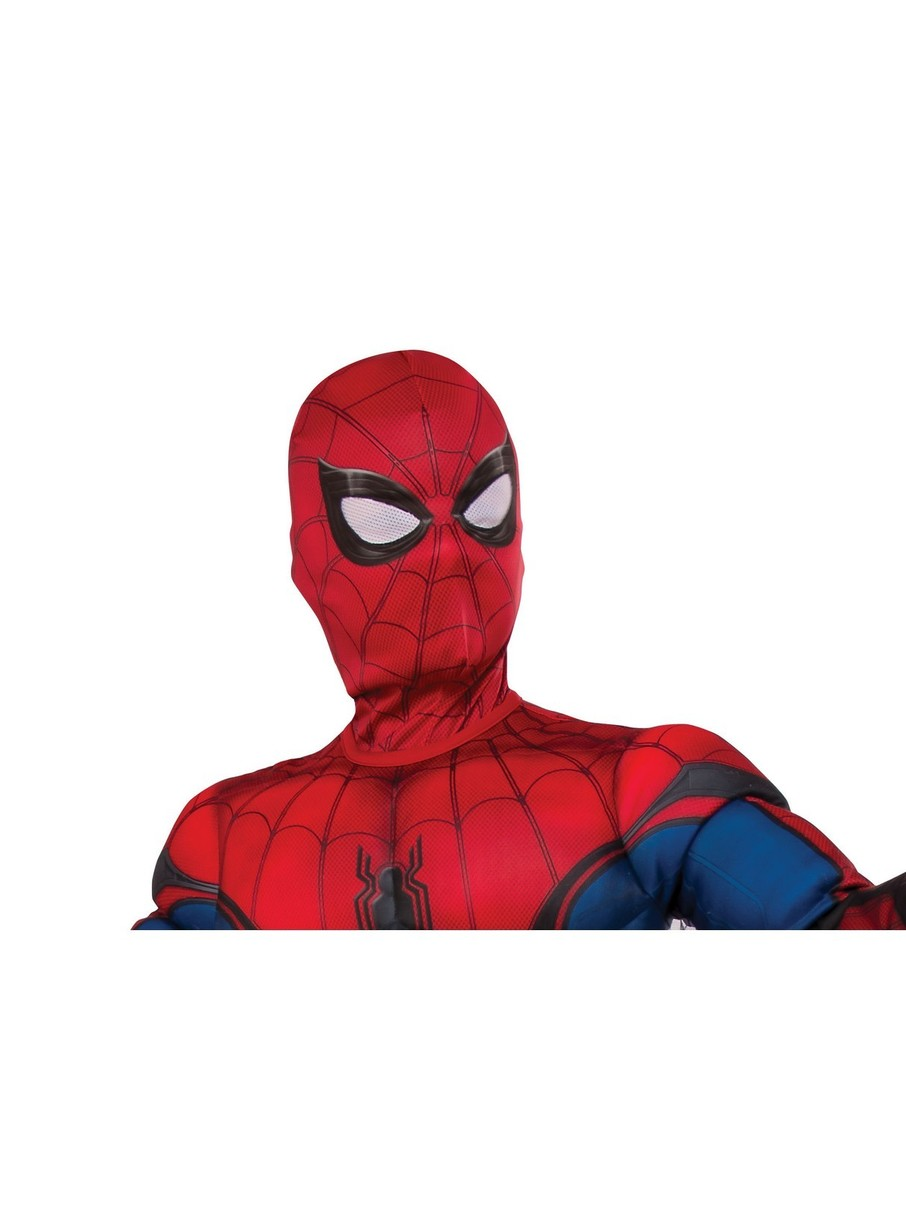 View larger image of Spider-Man Far From Home Child Spider-Man Fabric Mask Red/ Blue
