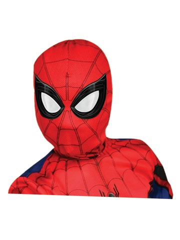 Spider-Man: Far From Home Deluxe Adult Spider-Man Lenticular Fabric Mask Accessory