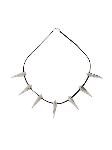 Black Panther Teeth Necklace Costume Accessory