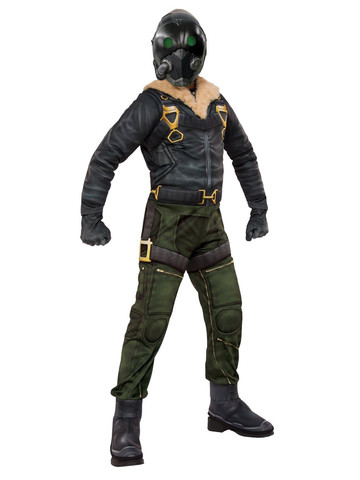 Kids Spider-Man Homecoming - Vulture Muscle Chest Costume