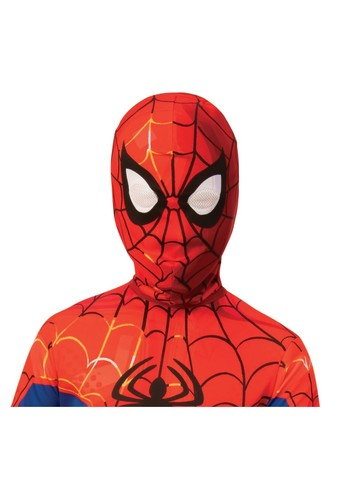 Spider-Man: Into the Spider-Verse Miles Morales Spider Man Peter Parker Child Fabric Mask