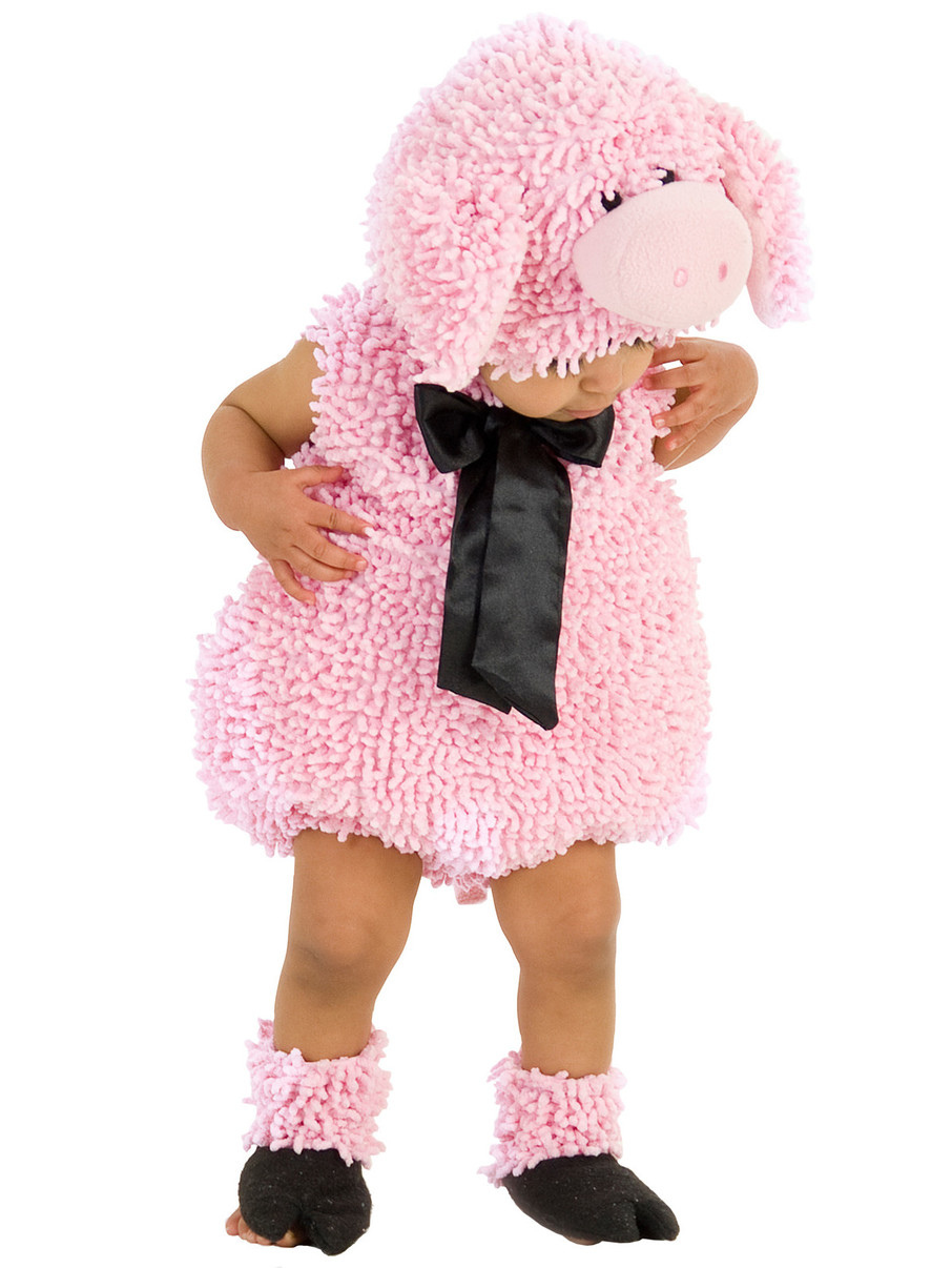 View larger image of Squiggly Pig Infant / Toddler Costume
