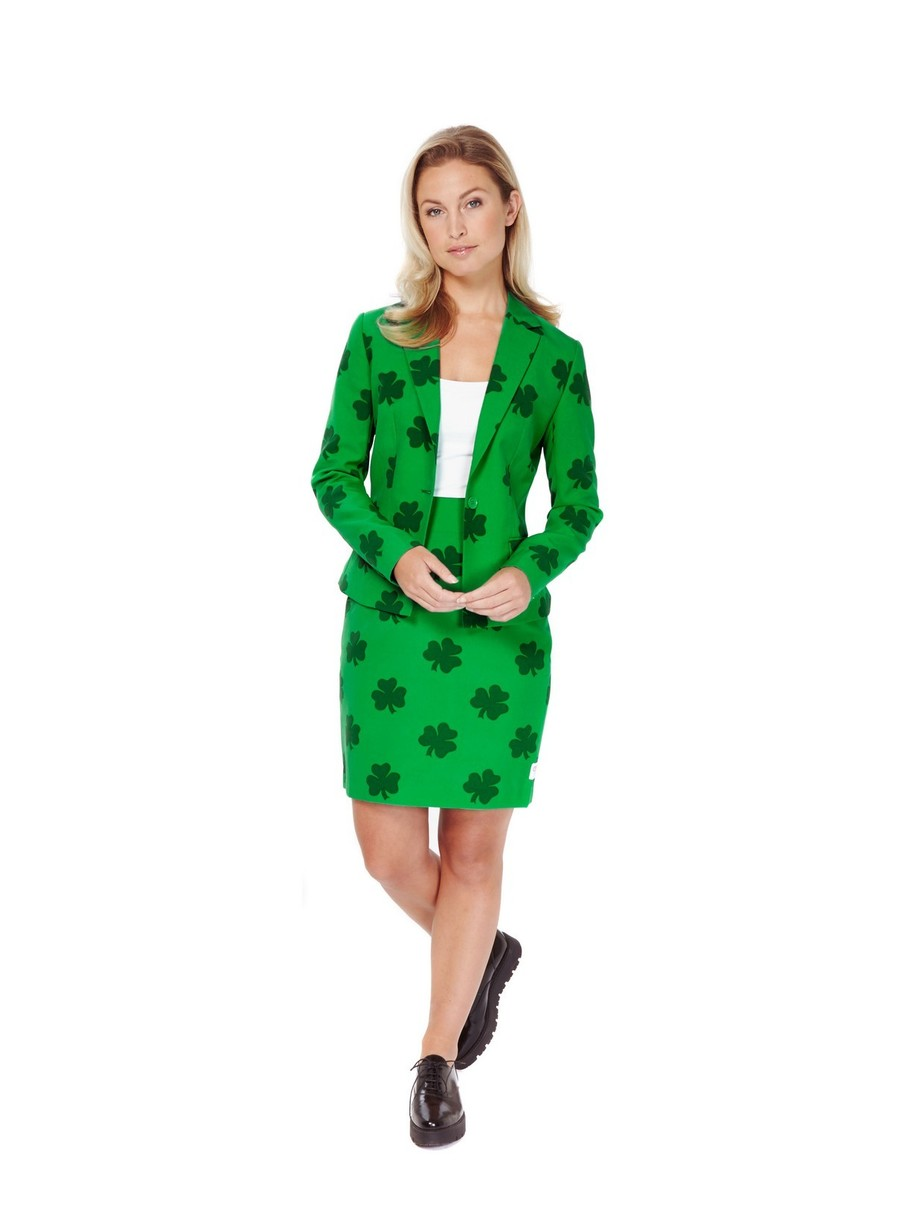 View larger image of St. Patrick's Girl Womens Opposuit