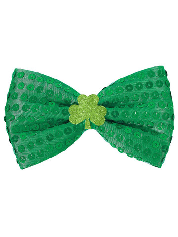 Adult St. Patrick's Day Bowtie Choker