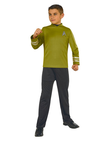 Star Trek Beyond Boys Kirk Costume