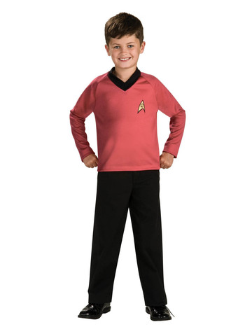 Scotty Star Trek Costume for Boys