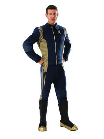 Star Trek Discovery Male Command Uniform